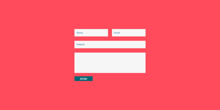 How To Create WordPress Contact Form For Free