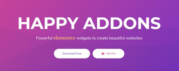 happy elementor