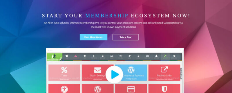 membership wordpress plugins