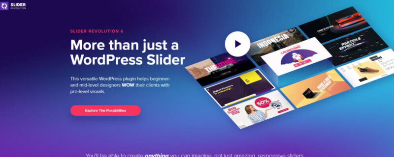 wordpress plugins slider