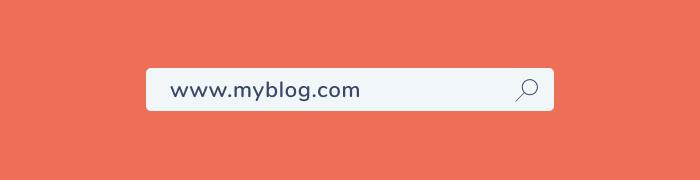 domain start a blog