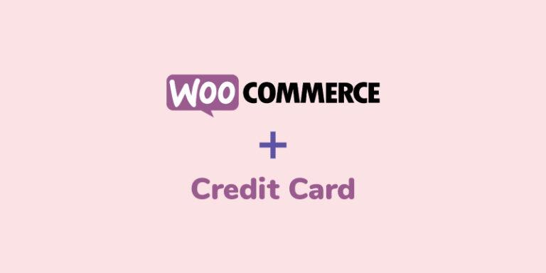 woo credit card