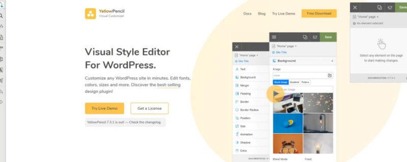 yellowpencil css editor