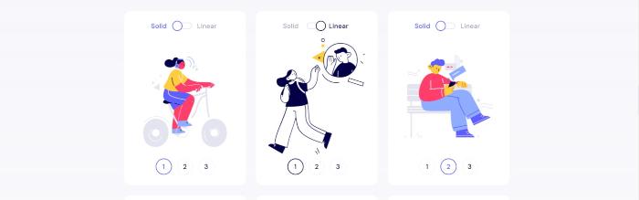 control illustrations