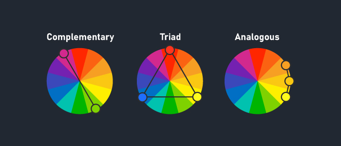 colors for hero sections
