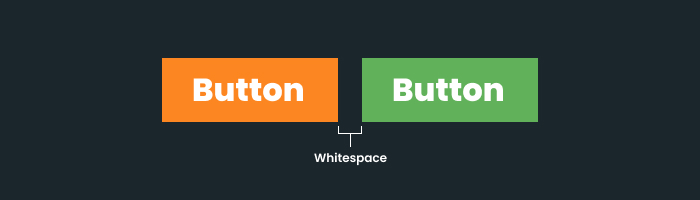 spaceing and whitespace