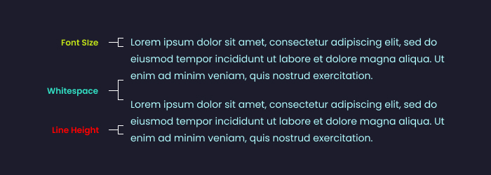 typography in ui design
