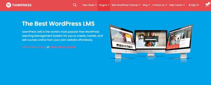 learnpress lms plugins