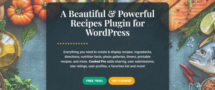 cooked plugin
