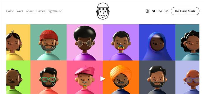 3D UI trends