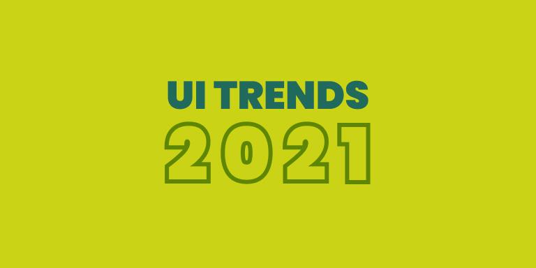 ui/ux trends