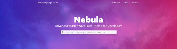 nebula starter themes