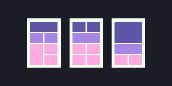 consistent design patterns