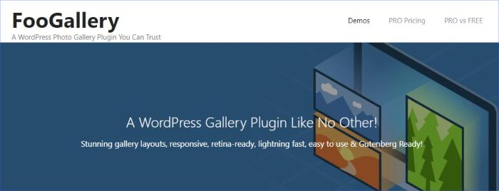 foogallery wordpress