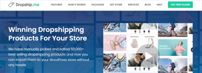 free dropshipping with DropshipMe