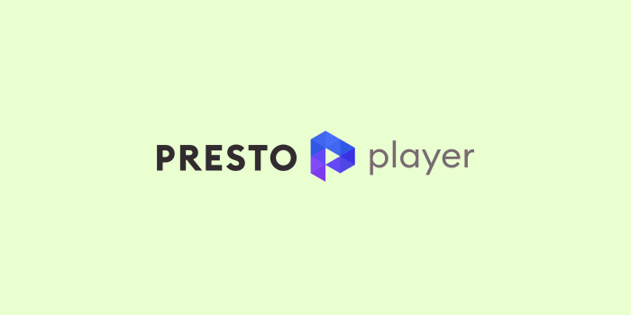Presto Player Review: Best WordPress Video Player